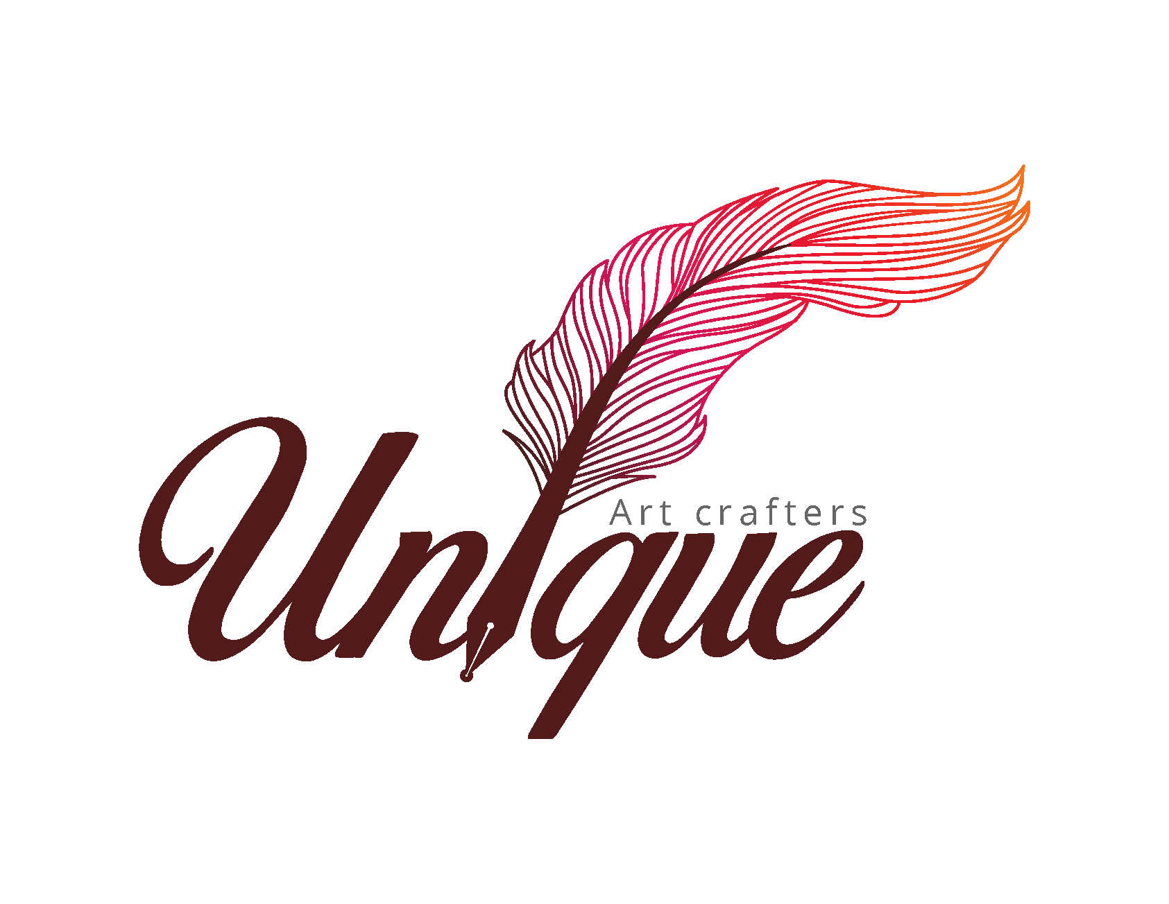 The Unique Art Logo Design by LogoSkill