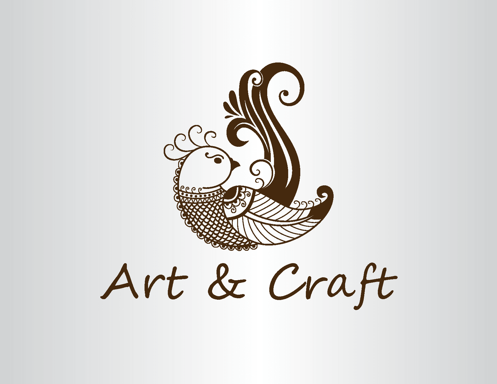 The Handcrafted Logo Design of Bird by LogoSkill.