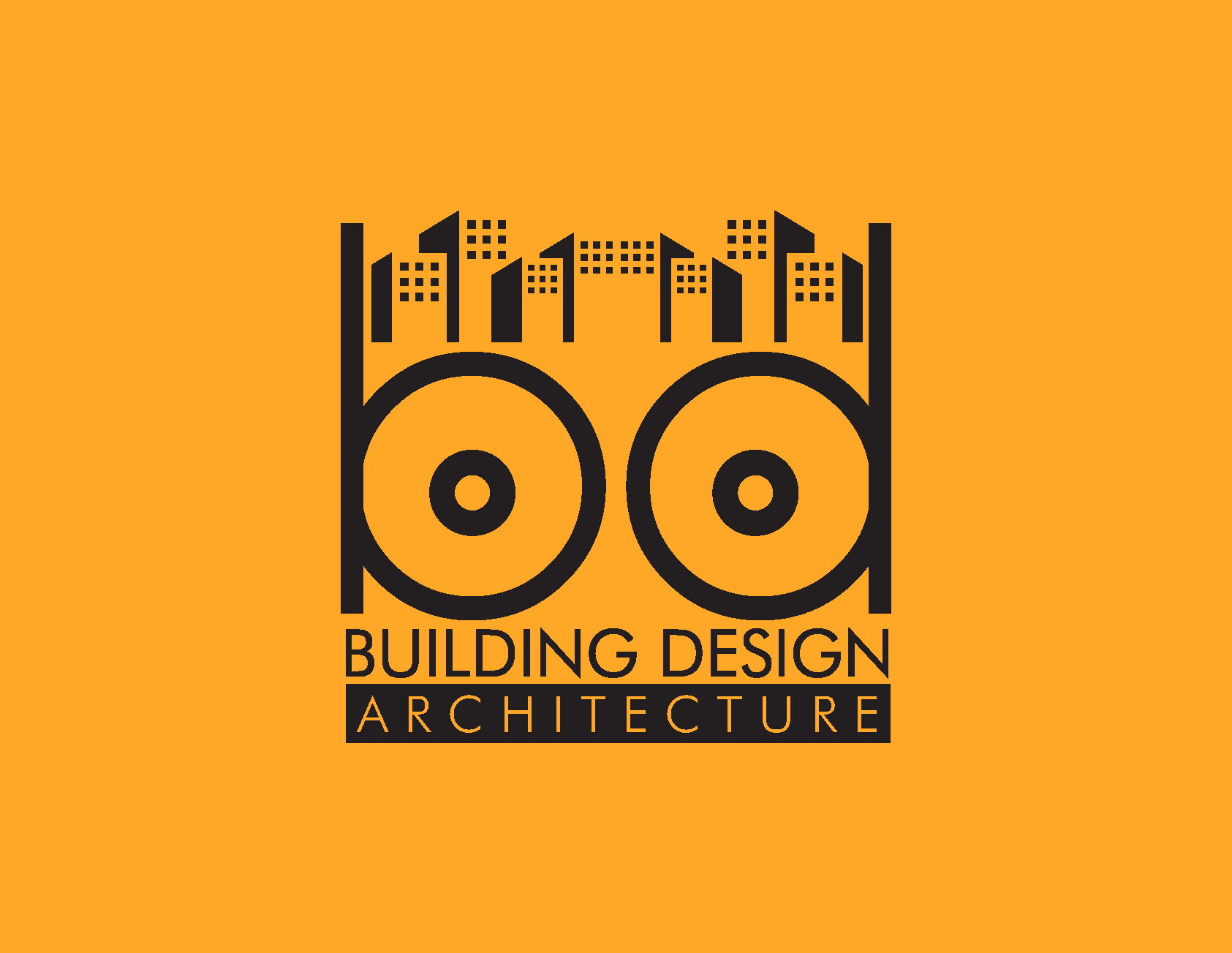 Building Company Logo Design Designed by LogoSkill