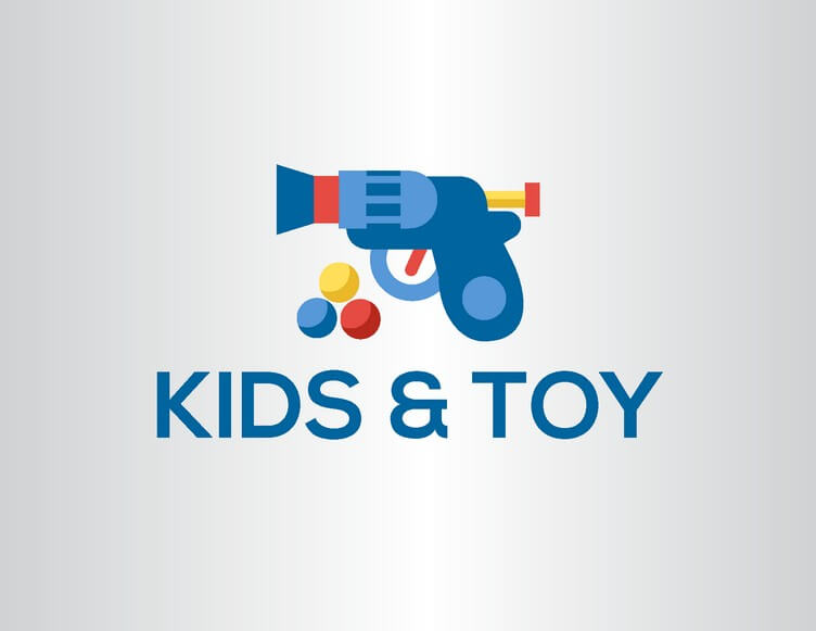 Toy Shop Logo Design (Designed by LogoSkill)