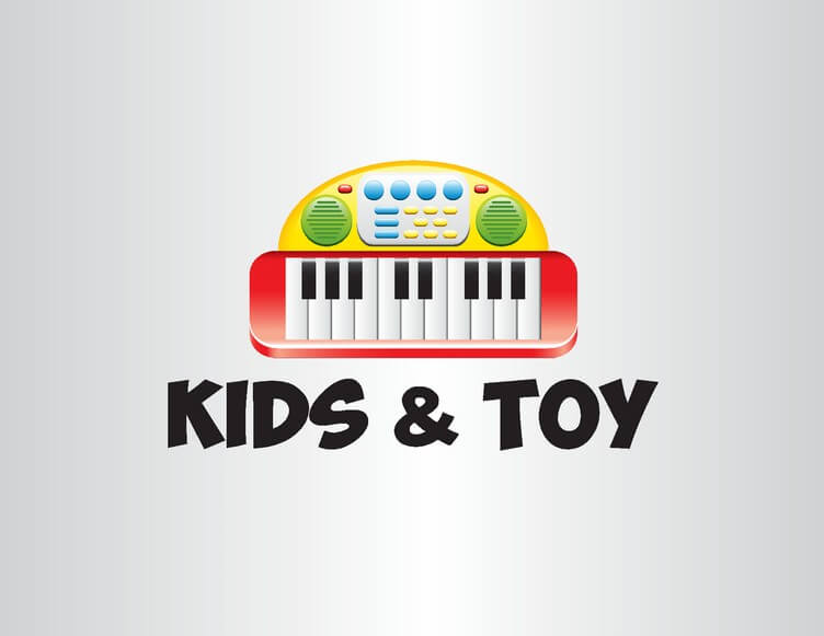 Toy Company Logo Design (Designed by LogoSkill)